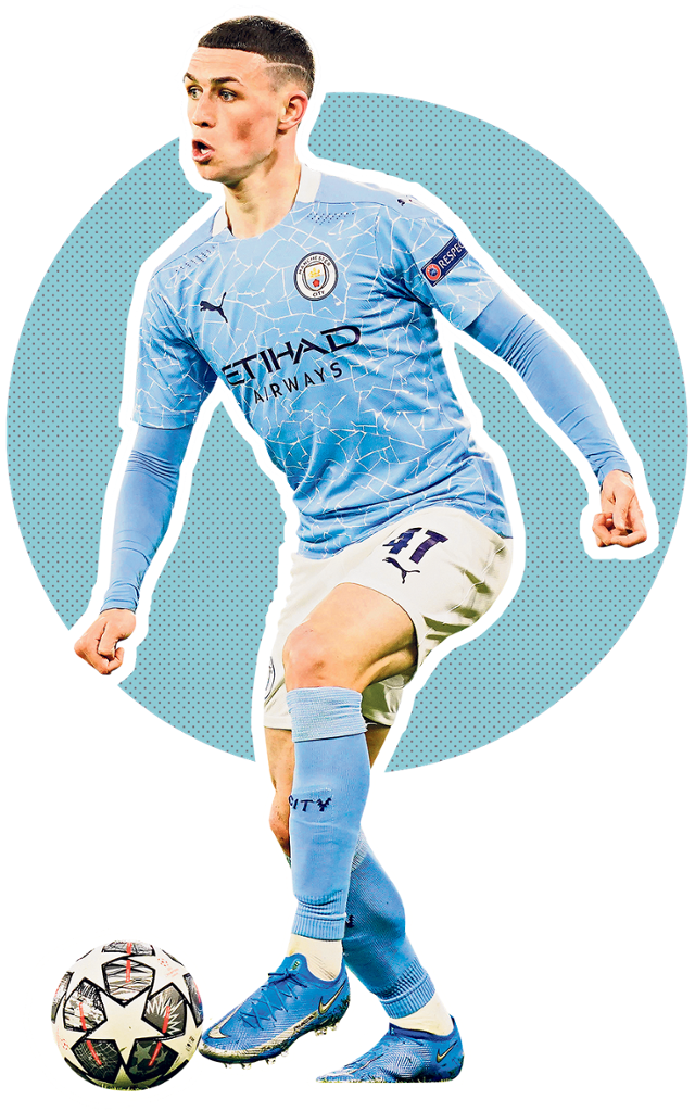 Phil Foden Feature, Daily Telegraph