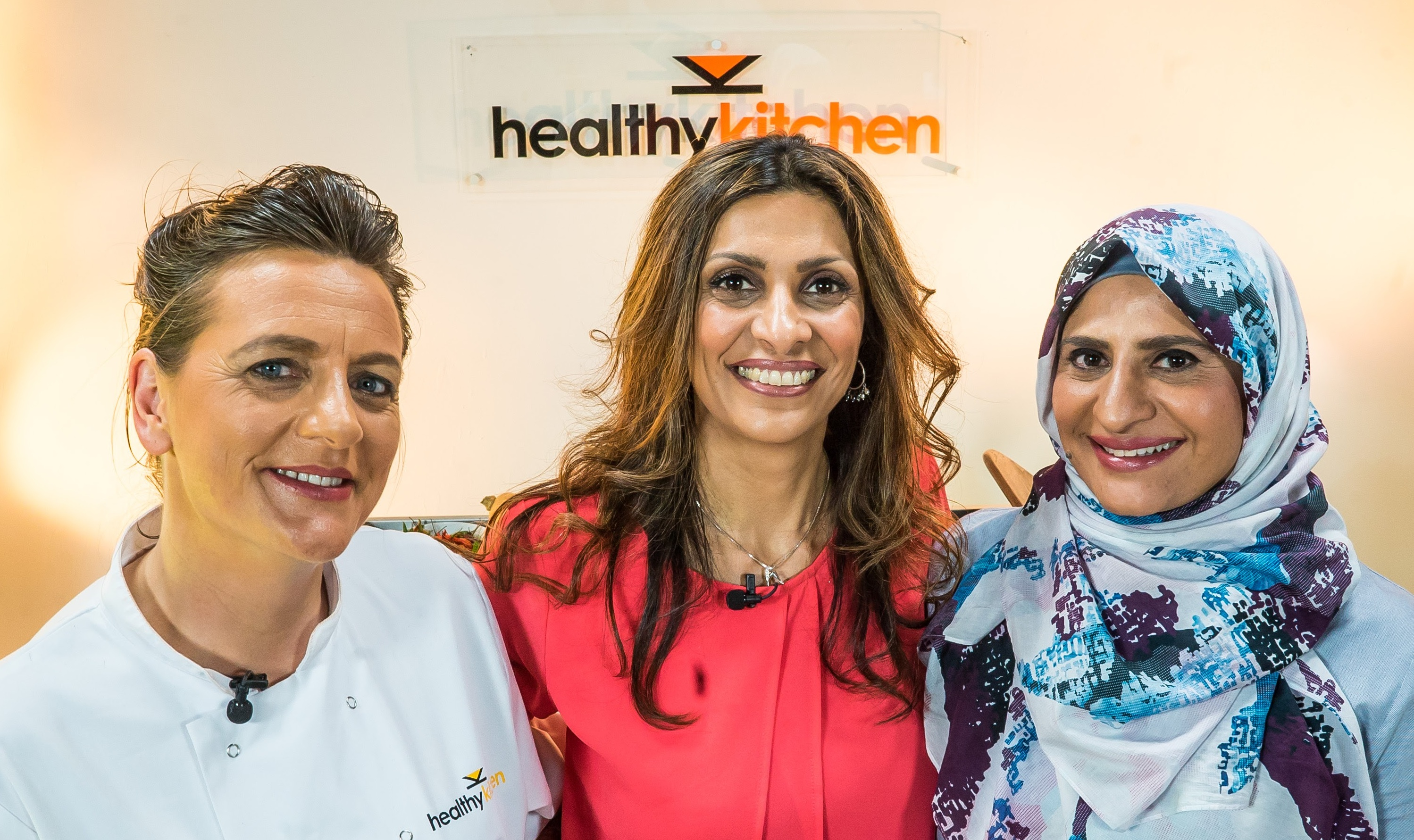 Team GB Swimmers and Healthy Food TV Show
