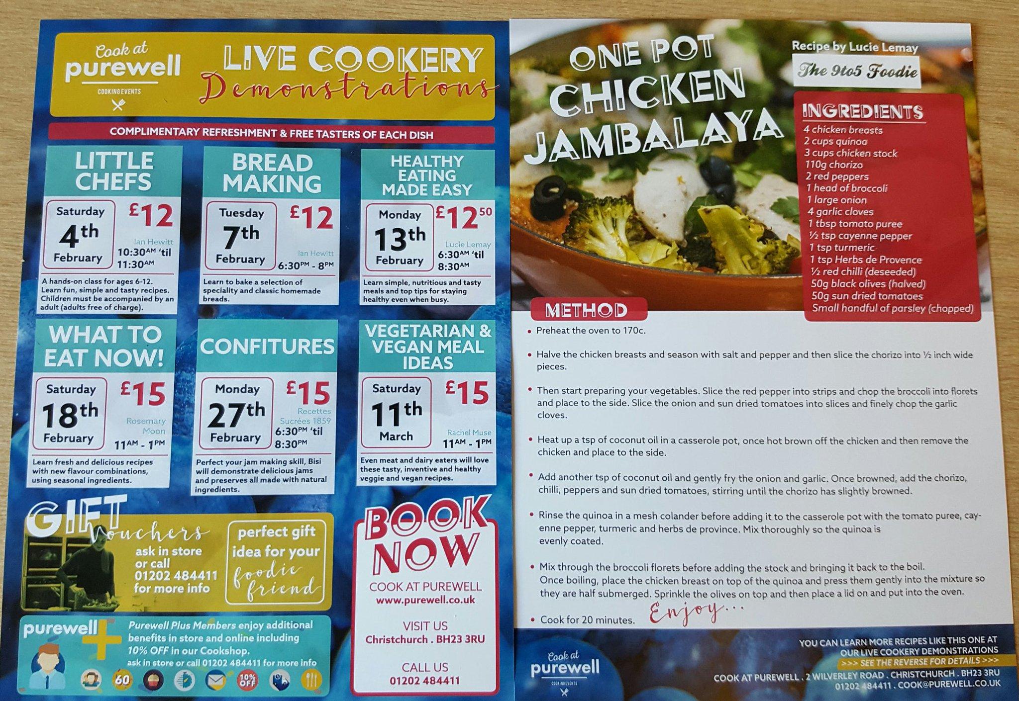 Vegetarian and Vegan Meal Ideas. Purewell, Christchurch