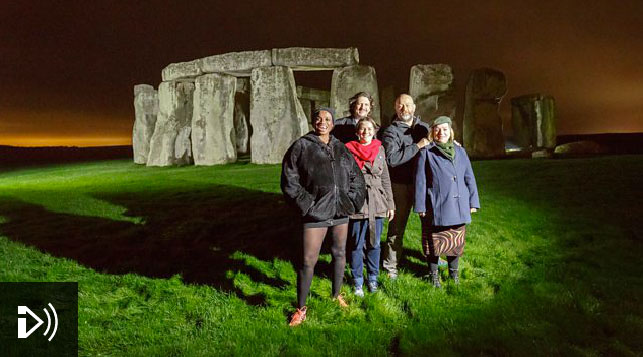 Stonehenge The Kitchen Cabinet, Series 12
